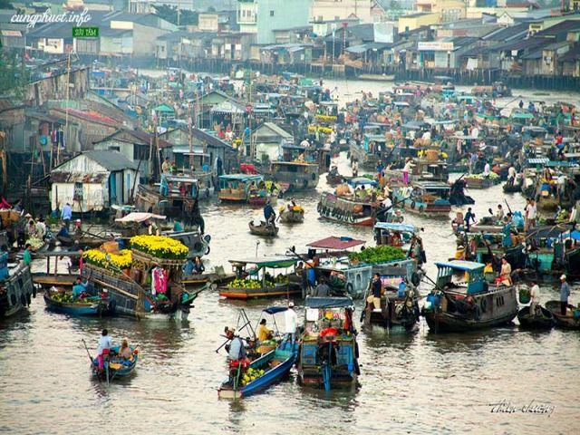 Từ TP.Hồ Chí Minh đi Cần Thơ mất bao nhiêu km?