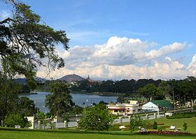 Từ Hà Nội đi Lâm Đồng bao nhiêu km?