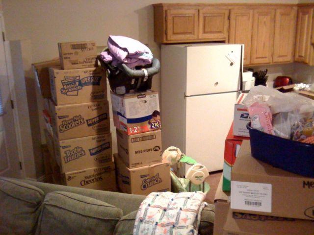 Làm thế nào để chuyển nhà gói gọn trong một ngày?