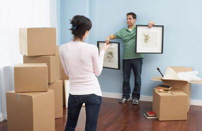 Kinh nghiệm cho những hộ gia đình phải chuyển nhà nhiều lần