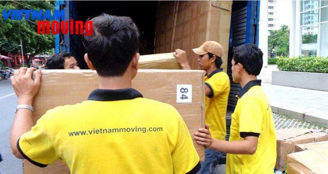 Dịch vụ chuyển nhà trọn gói tại TP.HCM