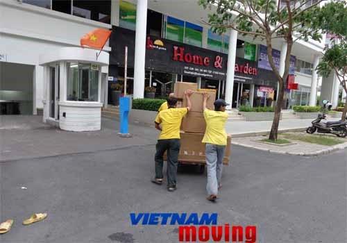 Dịch vụ chuyển nhà trọn gói giá rẻ quận tân phú