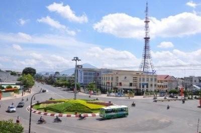 Từ Hà Nội đi Tây Ninh bao nhiêu Km?