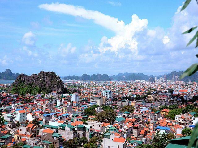 Từ Hải Phòng đi Cẩm Phả bao nhiêu km?