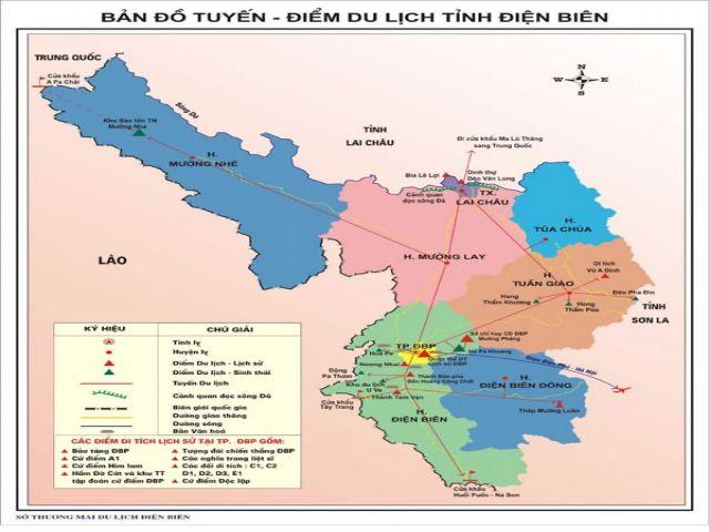 Từ TPHCM đi Điện Biên bao nhiêu Km ?