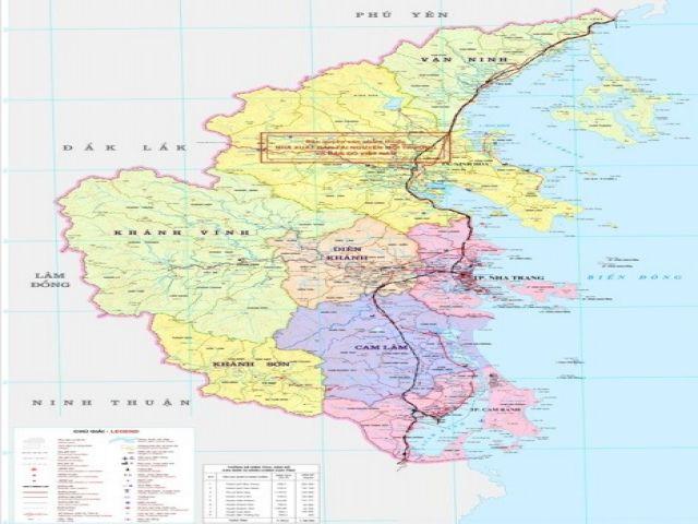 Từ TPHCM đi Khánh Hòa bao nhiêu km?