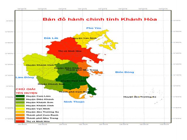 Từ Đà Nẵng đi Nha Trang bao nhiêu km?