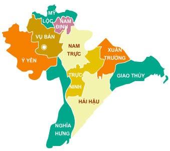 Từ TPHCM đi Nam Định bao nhiêu Km.