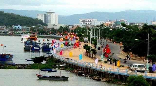 Từ TPHCM đi Tuy Hòa bao nhiêu km?