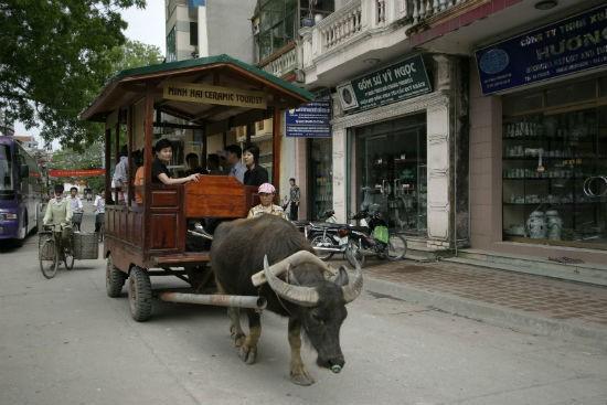 Từ Hà Nội đi Bát tràng bao nhiêu km?