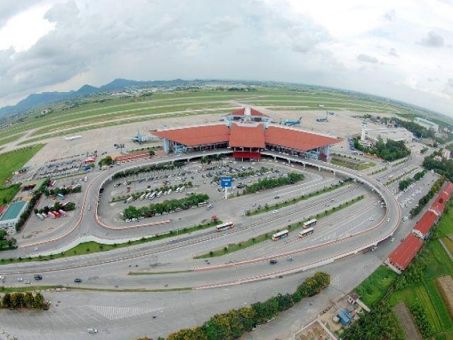 Từ Hà Nội đi Sân bay quốc tế Nội Bài bao nhiêu km?