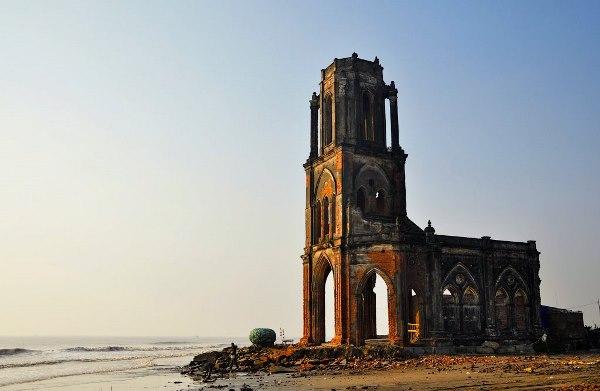 Từ Hà Nội đi Nhà thờ Đổ - Nam Định bao nhiêu km?