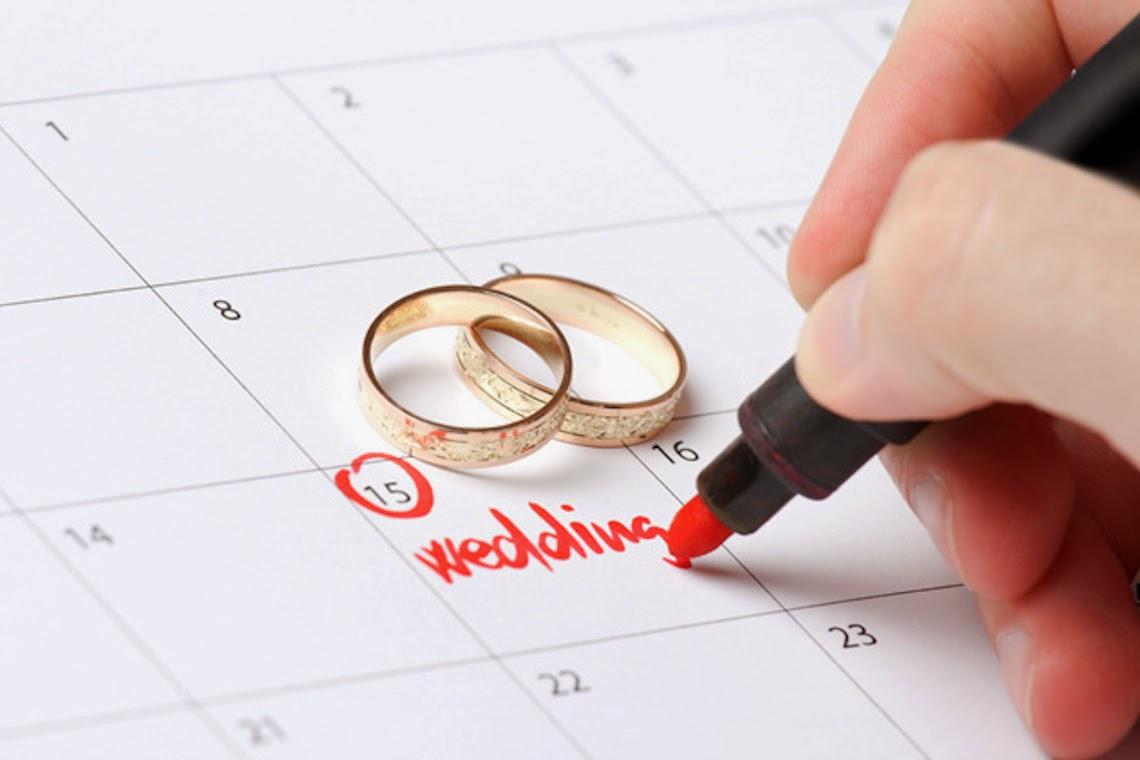 Xem ngày tốt cưới hỏi tháng 7 năm 2017