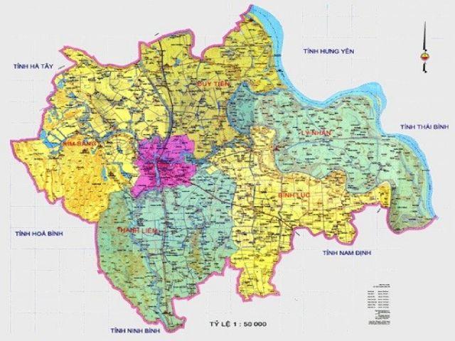 Từ Hà Nội đến Phủ Lý bao nhiêu km?