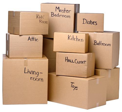 Cách dọn dẹp đồ đạc nhanh chóng khi chuyển nhà