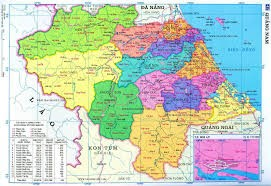 Từ Hà Nội đi Quảng Nam bao nhiêu km?