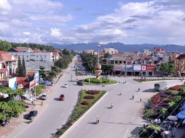 Từ Hà Nội đi Điện Biên bao nhiêu km?