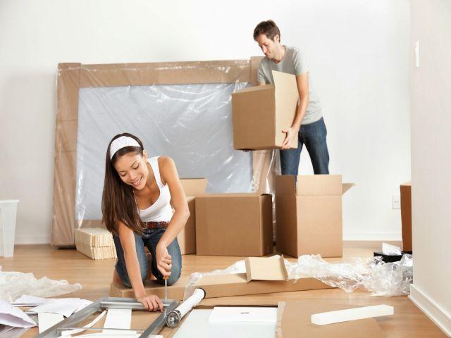 Chuẩn bị dụng cụ để chuyển nhà, chuyển văn phòng