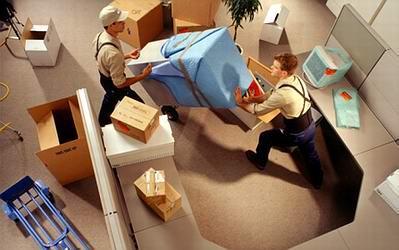 Lựa chọn dịch vụ chuyển văn phòng uy tín