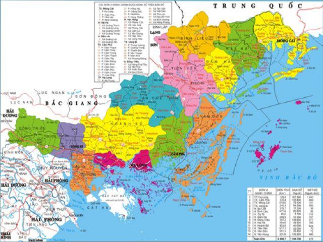 Từ thủ đô Hà Nội đi Vân Đồn bao nhiêu km?