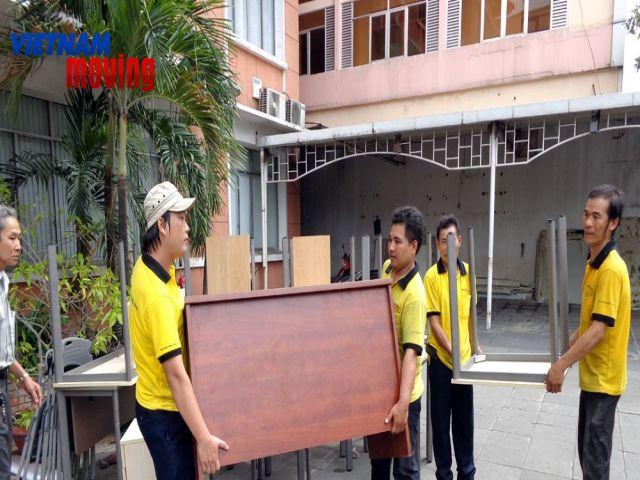 Hướng dẫn vận chuyển đồ vật nhà ở khi chuyển nhà phố