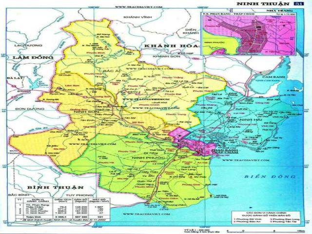 Từ Hà Nội đi Ninh Thuận bao nhiêu km?