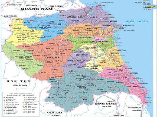 Từ Đà Nẵng đến Thành phố thành phố Quảng Ngãi bao nhiu km?