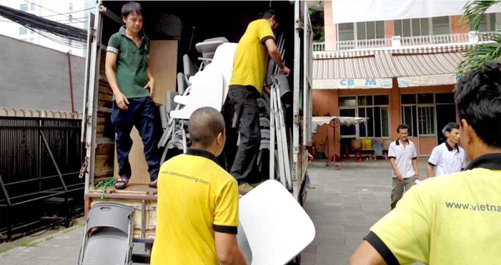 Dịch vụ chuyển nhà trọn gói giá rẻ cho sinh viên