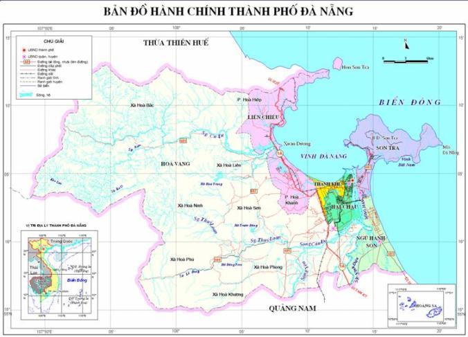 Từ Đà Nẵng đi Công Viên Suối khoáng nóng Núi Thần Tài bao nhiêu km?