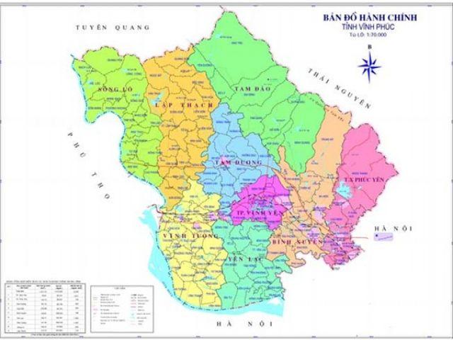 Từ Hà Nội đi thành phố Vĩnh Yên (Vĩnh Phúc) bao nhiêu km?