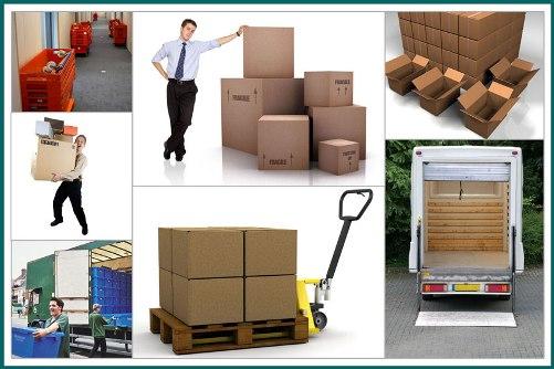 Dịch vụ chuyển văn phòng Bắc Nam trọn gói giá siêu rẻ