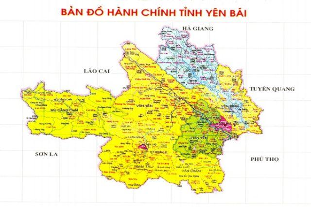 Từ Hà Nội đi Yên Bái bao nhiêu km?