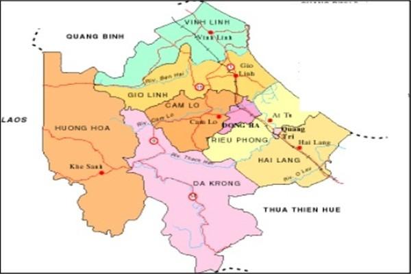 Từ TPHCM đi Quảng Trị bao nhiêu km?