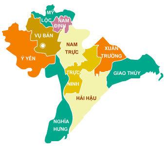 Từ Hà Nội đi Nam Định bao nhiêu Km?