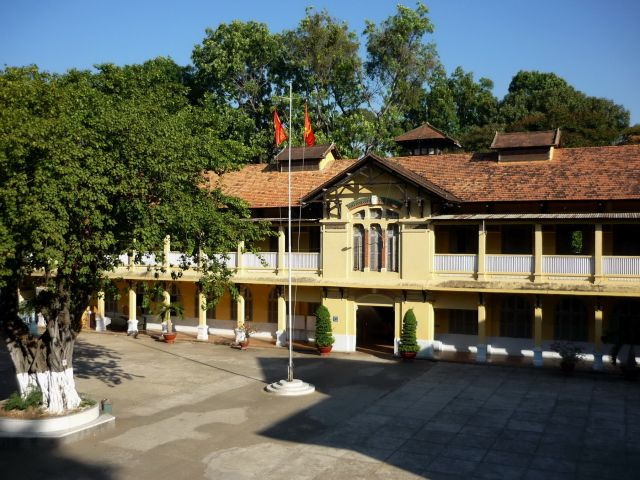 10 Trường đại học đẹp nhất Việt Nam