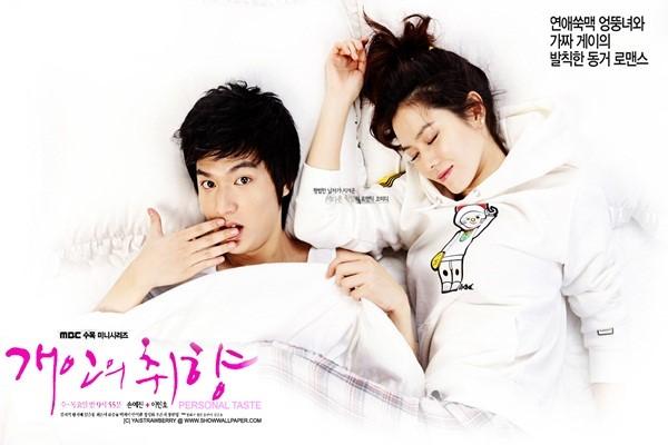 Top 10 bộ phim tình cảm Hàn Quốc nhiều người xem nhất