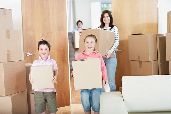 Bí quyết tiết kiệm thời gian khi chuyển nhà