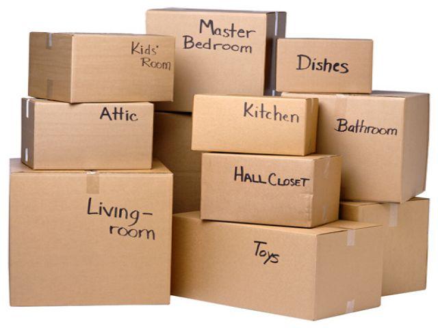 10 vật dụng không thể thiếu trong việc chuyển văn phòng
