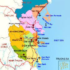 Từ thành phố Đà Nẵng tới Nha Trang