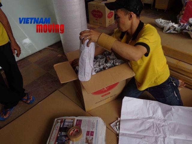 Dịch vụ chuyển nhà trọn gói ở Bình Khánh Đức Khải