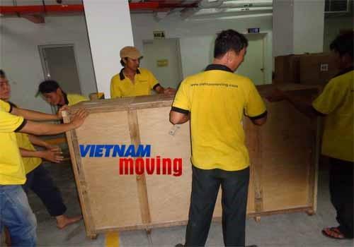 Dịch vụ chuyển nhà trọn gói ở Thủ Thiêm Star