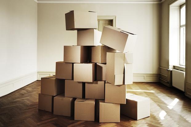 Kế hoạch cho 1 tháng chuyển nhà