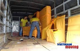 Nhân viên chuyển nhà trọn gói