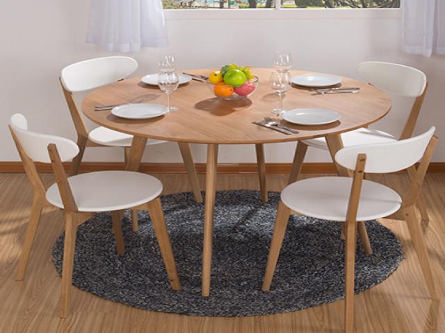 Những kiêng kỵ trong bài trí bàn ăn khi chuyển đến nhà mới