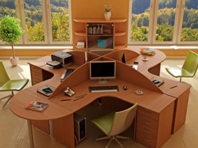 Cách bố trí bàn làm việc