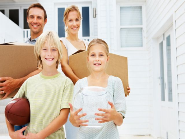 Bố trí phong thủy thế nào để gia đình luôn được êm ấm?
