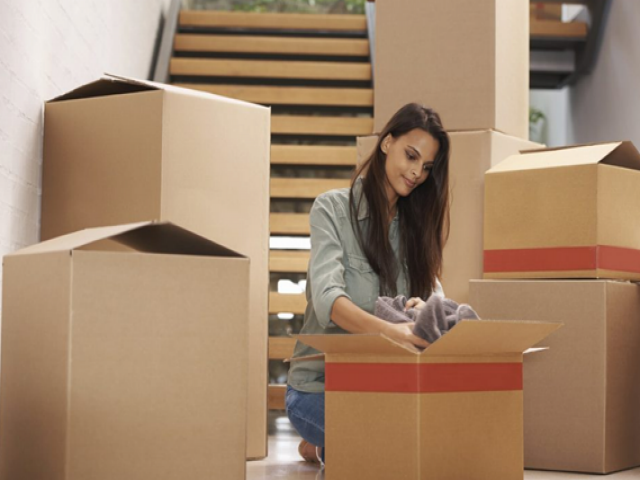Cách gói đồ trước khi chuyển nhà