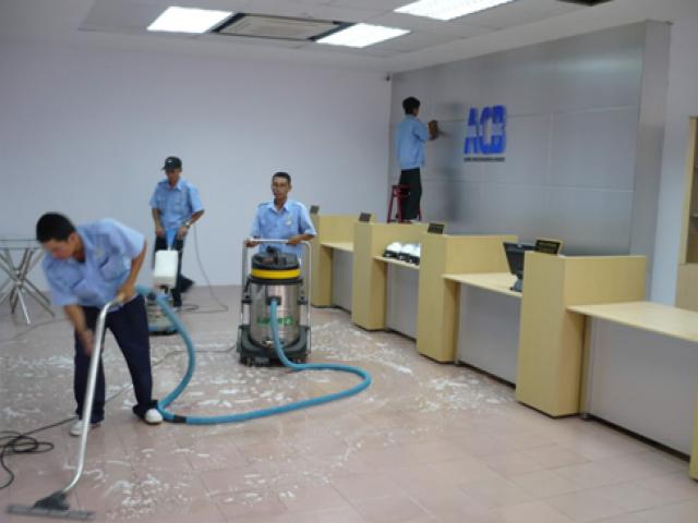 Cách vệ sinh văn phòng sau khi chuyển tới nơi mới