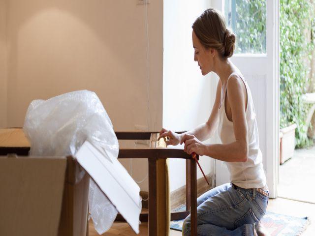 Giải quyết căng thẳng khi chuyển nhà
