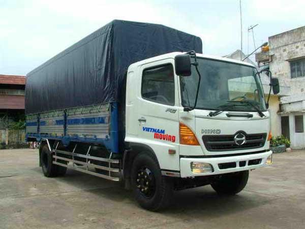 Cho thuê xe tải quận Bắc Từ Liêm, Hà Nội chở hàng mọi lúc, nhanh chóng